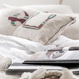 Kandıra Linen Pillow